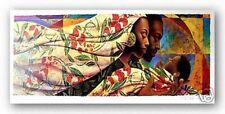 AFRICAN AMERICAN ART Tenderly S N Keith Mallett