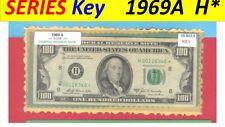 "== Series Key == 1969a   "" H ""  star  $100.00 =  H00116340*"