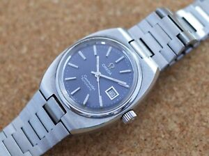 Vintage ladies Omega Seamaster automatic all original mint condition never used!