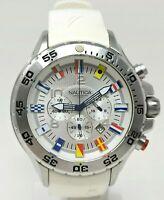 Orologio Nautica A24513 oversize watch 52 mm clock chrono montre men's reloj