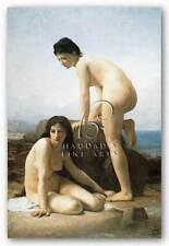 The Bathers William A Bouguereau Art Print 20x29