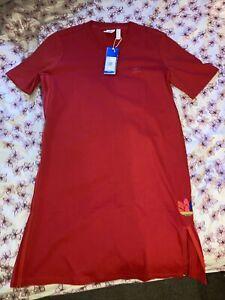 Adidas Tee Dress Uk Size 12