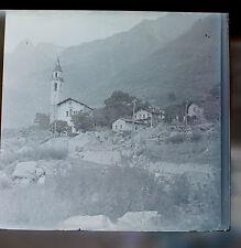 Dia-Glaspositive/Glasnegative, Schweiz, Italien, Reise 1930/31