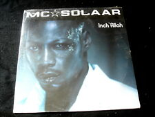 MC SOLAAR/INCH ALLAH/FRENCH RAP/SCELLE/SEALED/MAXI 45T/GERMAN PRESS 2002
