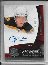 10-11 The Cup Jeff Penner Rookie Auto # 100 #d/199