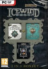 Icewind Dale COLLECTION (1, 2, & Heart of Winter) (3 PC Games) FREE US SHIPPING