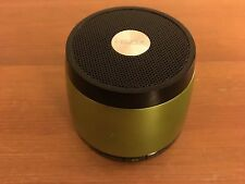 HMDX (HX-P230C) Black & Green Portable Jam Wireless Bluetooth Speaker Only