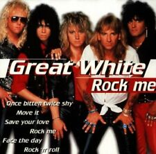 Great White - Rock Me (Best of) CD NEU OVP