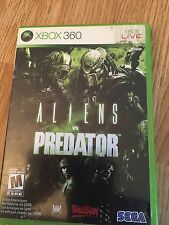 Aliens Vs Predator Xbox 360 Cib Game No Manual W2
