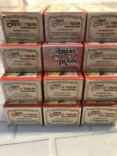 The Great Circus Train Lot Of 12. By Walthers. Classic Rare Set.