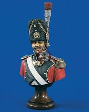 Verlinden 200mm (1/9) Swiss Grenadier Officer Bust (Napoleonic era) [Resin] 1576