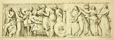 Les derniers moments d'un mourant aussterbende dying XVII François Perrier 1645