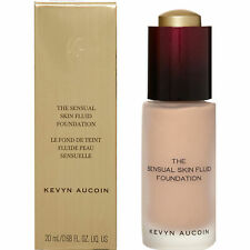 KEVYN AUCOIN THE SENSUAL SKIN FLUID FOUNDATION FULL SIZED RRP £52 SF02