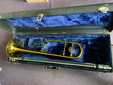 More details for trombone professional king sonorous 4b large bore.