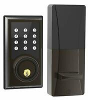TURBOLOCK TL201 Door Lock Electronic Keypad Deadbolt Keyless Entry Code Disguise