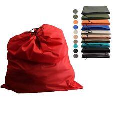 "Extra Large Washable Laundry Bag Heavy Duty Hamper Drawstring College 29"" X 40"""