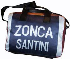 PAUL SMITH ZONCA SANTINI VINTAGE COLORFUL PRINT SHOULDER / CYCLING BAG RARE NEW