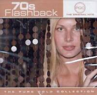 70s Flashback CD Pure Gold Collection - Audio CD - VERY GOOD