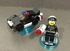 LEGO le dimensioni POLIZIOTTO cattivo il divertimento Film Lego 71213, confezione completa badcop