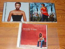 BEVERLEY KNIGHT - 3 VERSCHIEDENE ALBUM-CD'S SAMMLUNG MINT-