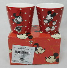 DISNEY ENESCO Enchanting Set uova TAZZA MICKEY E MINNIE a24138