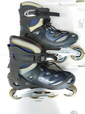 Mens Inline Skates, Salomon Dr85 X-Tr, Size 12, Power Arch Abec 5 Rollerblades.