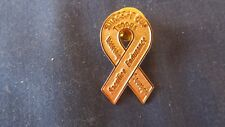 Support Our Troops Ribbon Badge