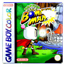 Pocket Bomberman Bomber Man Jeu Nintendo Game Boy Color Complet en boite Pal