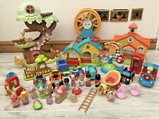ELC Happyland Tree Fun Park Train Bundle