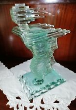 Modern Art Greek Runner (Dromeas) Glass Sculpture Unique Masterpiece!