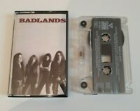 BADLANDS S/T SELF TITLED CASSETTE TAPE ATLANTIC 1989