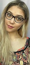 New Tom Ford TF 5354 050 53mm Brown Havana Cats Eye Rx Women's Eyeglasses Frame