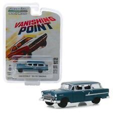 GREENLIGHT 44840 A VANISHING POINT 1955 CHEVROLET TOWNSMAN DIECAST CAR 1/64