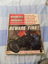 motorcycle mechanics(sept66)Bond875/Yamaha YL1/Royal Enfield Twin Strip/