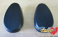 2009-2019 Dodge Ram 1500 2500 3500 Tubular Side Step End Caps Mopar OEM