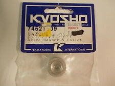 74521-09 Drive Washer & Collet - Kyosho GX12-CR GX15-CR Engine