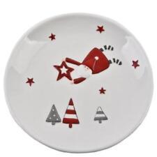 Weihnachtliche Teller Weihnachtsmann