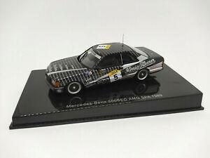 AUTO art 1:43 - Mercedes Benz 500SEC (W126) AMG SPA 1989 #5