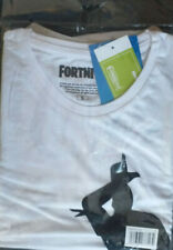 FORTNITE T-Shirt blanc Taille S Neuf Epic Games