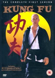 David Carradine, Keye Luke-Kung Fu: The Complete First Season DVD NEUF