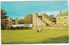 Vintage unused Postcard Yorkshire, The Bridge Leyburn, plx19714