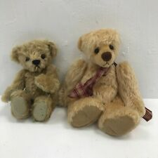 "Vintage Teddy Bears Imagine Bear 7"" Larger Bear 9.5"" Collectible Soft Toy 282004"