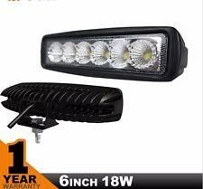 12V LED BAR WORK LIGHT SPOT FOG LAMP OFF ROAD BOAT TRUCK ATV LED DRIVING LIGHT