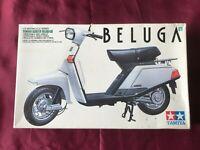 TAMIYA - Yamaha Scooter Beluga 80 - Modellbausatz - 1/12 - Kit No.1405 - Vintage