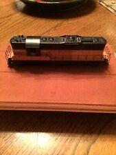 Vintage The Milwaukee Road HO scale model locomotive - used