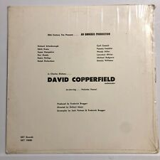 David Copperfield Soundtrack By Malcolm Arnold LP 1970 GRT TV Special SHRINK