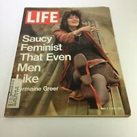 Life Magazine: May 7, 1971 - Saucy Feminist That Even Men Like by Germaine Greer