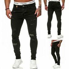 Herren Jeanshosen Stretch Hose Jeans Slim fit SUPER SKINNY Jeans    OMG   9540 J