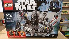 Lego Star Wars 75183 Darth Vader Transformación-Nuevo Y En Caja-Nuevo Lanzamiento
