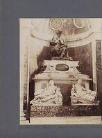 San Pierre Roma E Pisa Italia 2 Foto Vintage Albumina Ca 1880